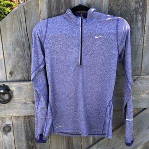 Purple Nike sweater s